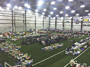 Pass It On Children's Consignment Sale, a twice-yearly children's consignment event in Albany, NY.