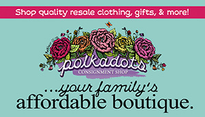 Polkadots Consignment Shop